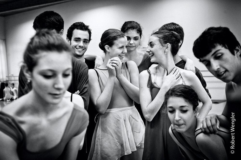 Balletskole i Hamborg