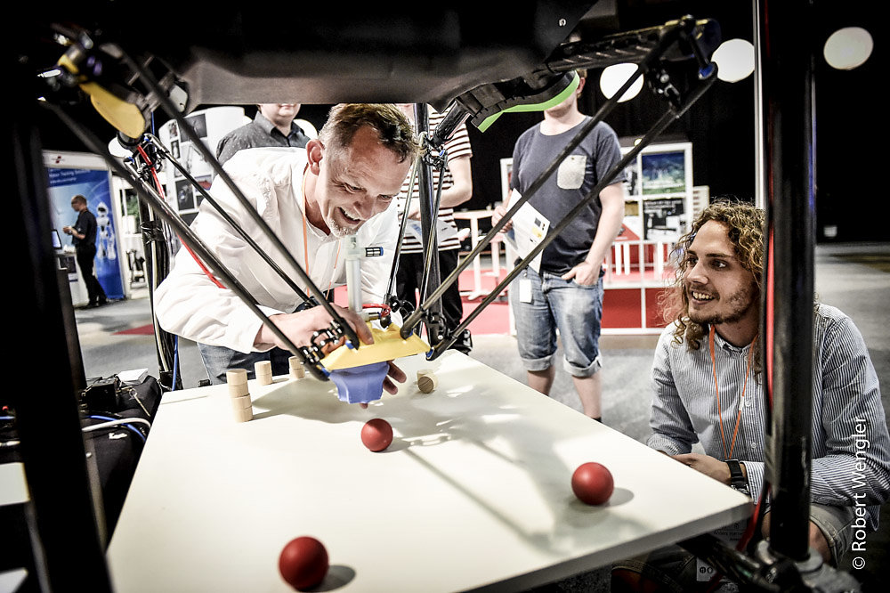 Robotmesse i Odense
