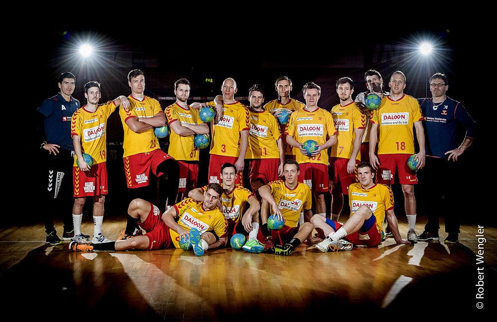 GOG's herrehold i håndbold nomineret til Årets Fynske Sportsnavn