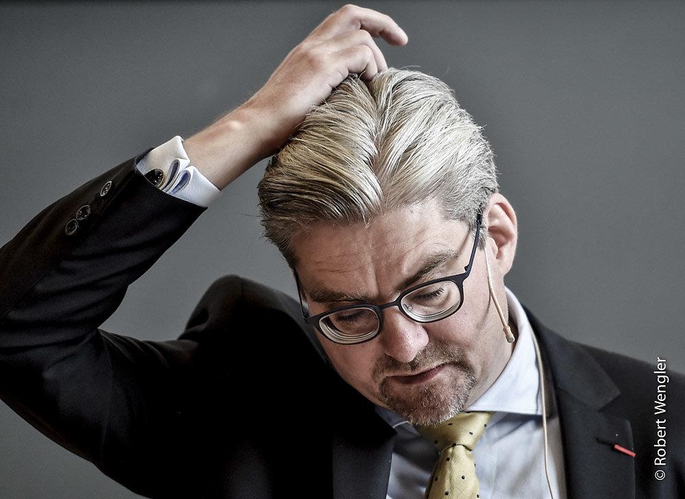 Tidligere Justitsminister Søren Pind
